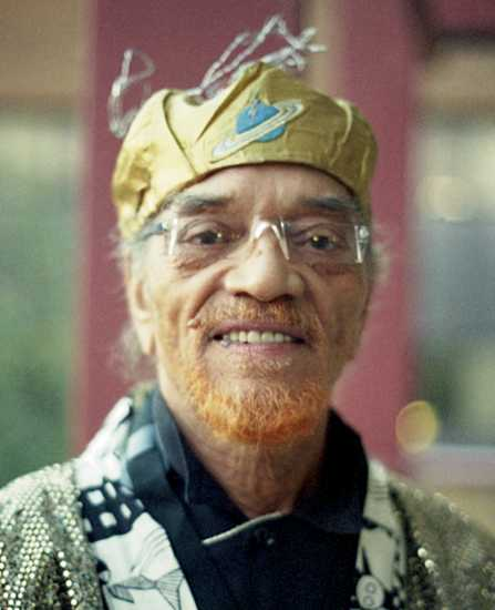 Marshall Allen exhibit