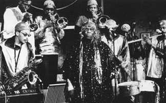 Arkestra at Kool Jazz Fest