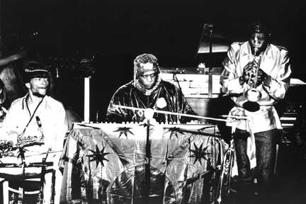 Sun Ra, Marshall Allen & Michael Ray