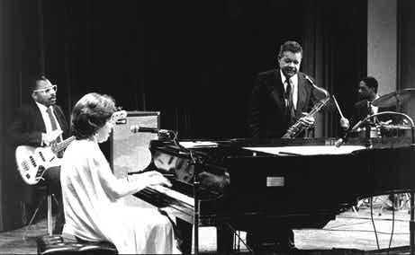 Shirley Horn & Buck Hill