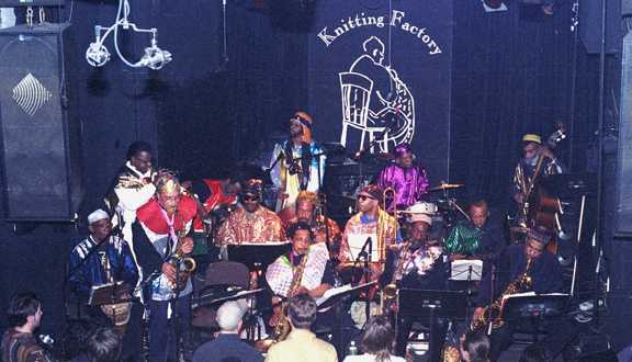 Arkestra, 2000, Knitting Factory