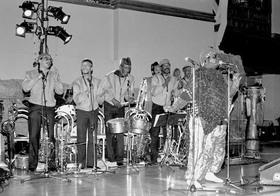 Sun Ra, Cosmic Costume Ball, 10-28-84